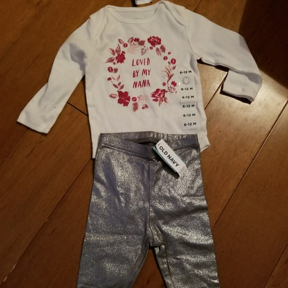 48c12e260656 Old Navy  Loved by my Nana  outfit